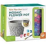 MindWare Paint Your Own Stone: Mosaic Flower Pot