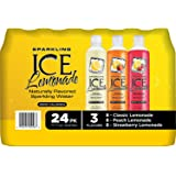 Sparkling ICE Sparkling Lemonade, Variety Pack (17 oz., 24 ct.)
