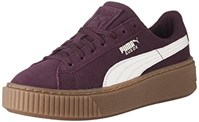 the latest ff5bd 0a428 PUMA Suede Platform SNK Kids Sneaker