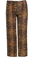 Click Selfie Womens Graphic Printed Aztec Palazzo Trousers