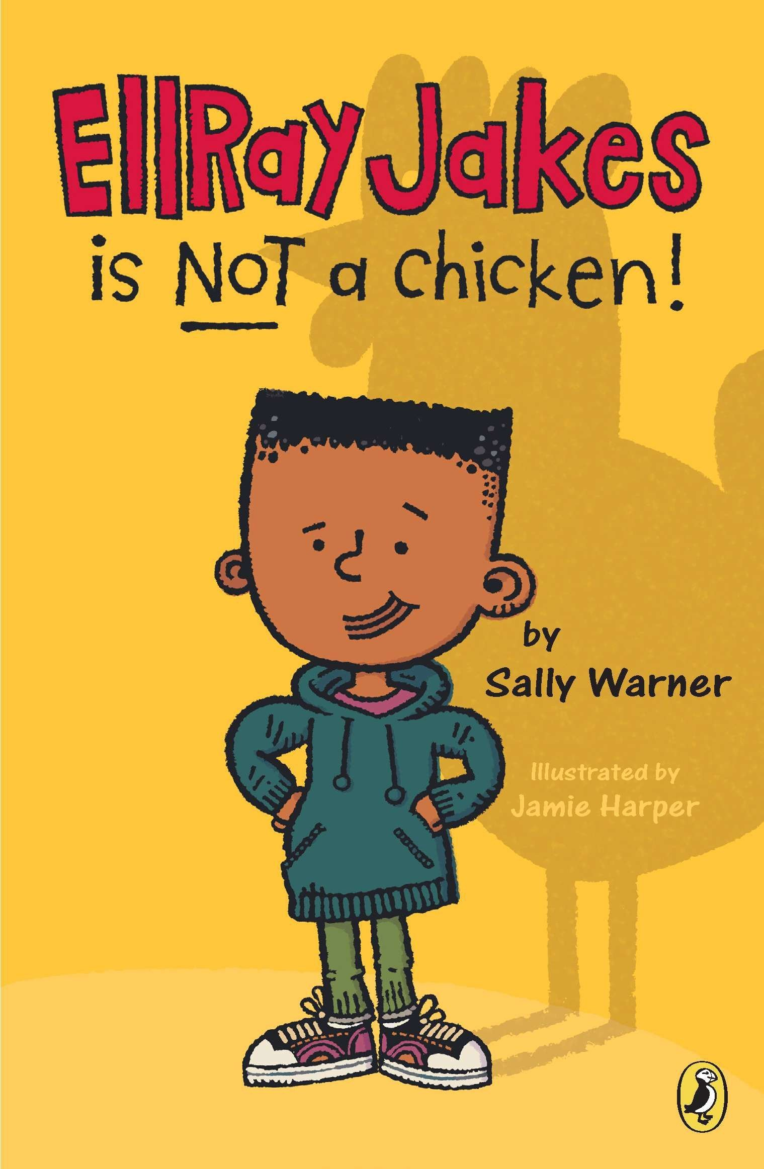 Image result for ellray jakes is not a chicken