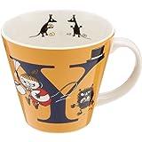 ムーミン イニシャル マグカップ Y MM630-11Y