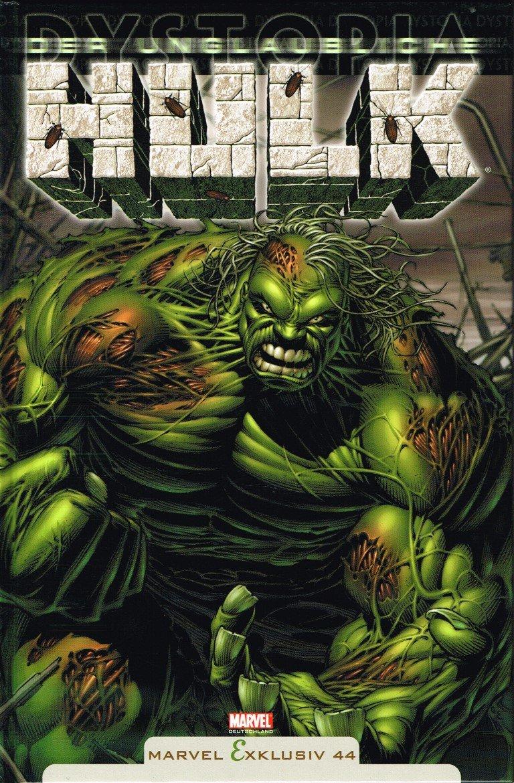Marvel Exklusiv, Bd. 44: Hulk - Dystopia