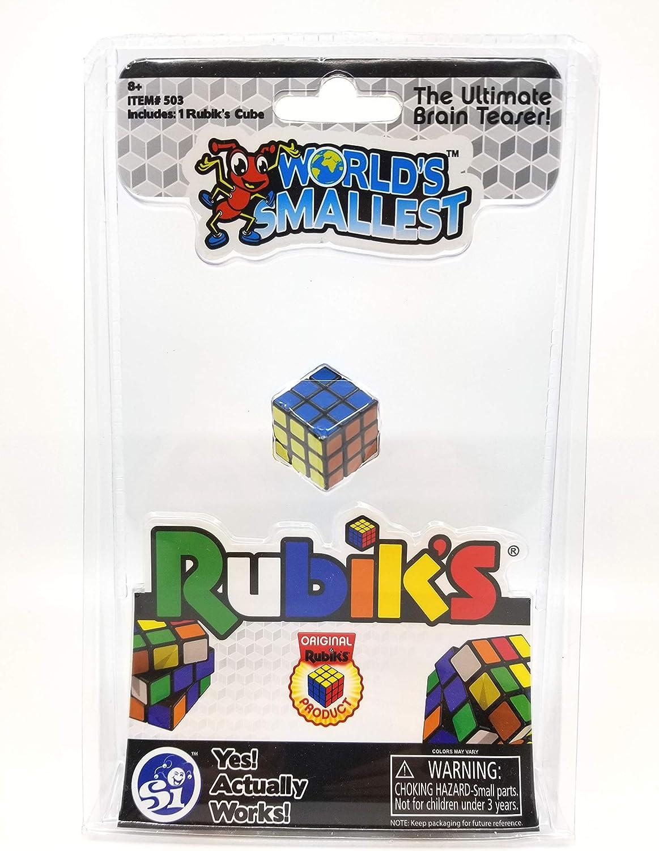 Super Impulse World's Smallest Rubik Collectable (503)