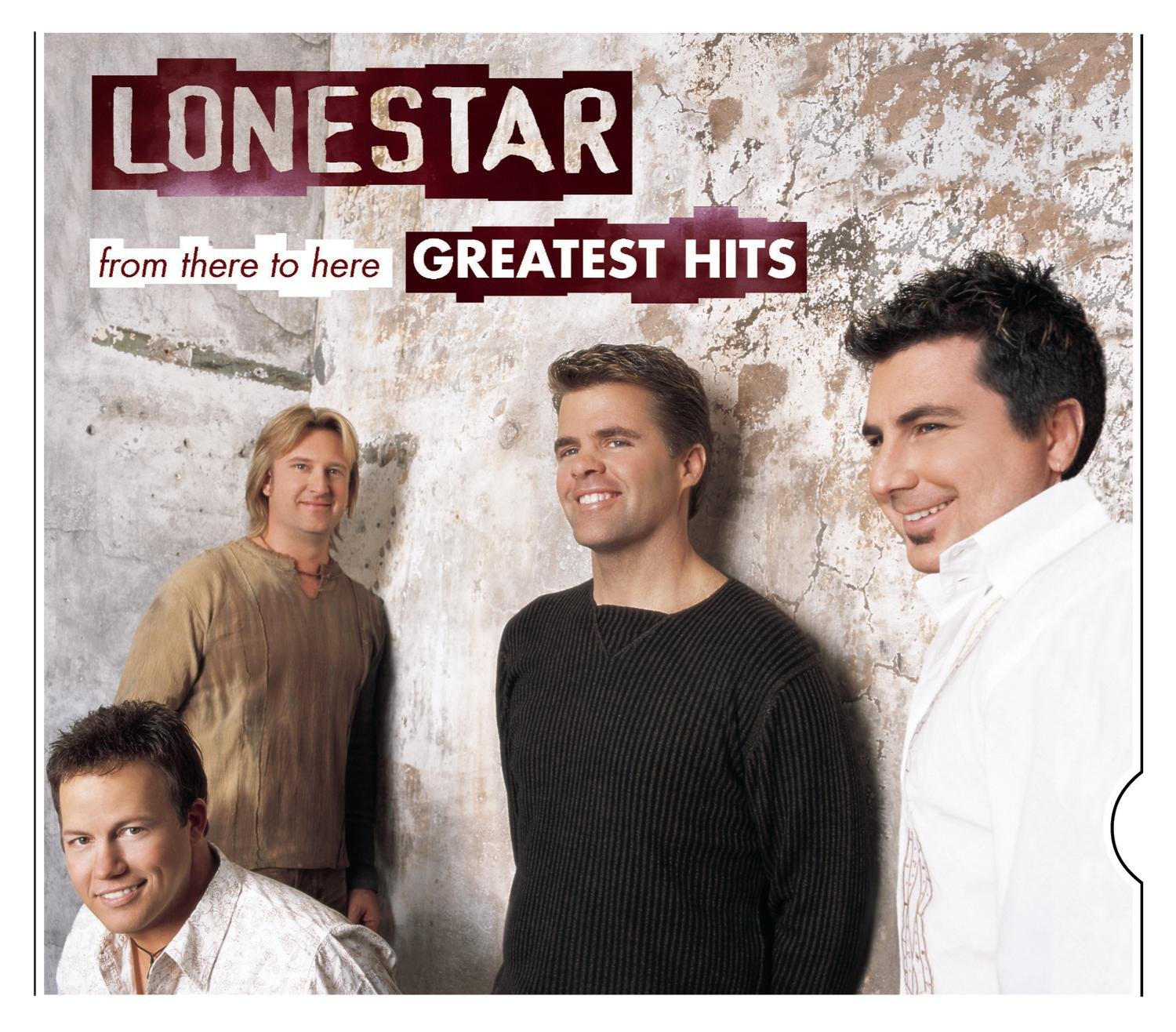 Lonestar - From There To Here: Greatest Hits(Ec O-Slipcase ...