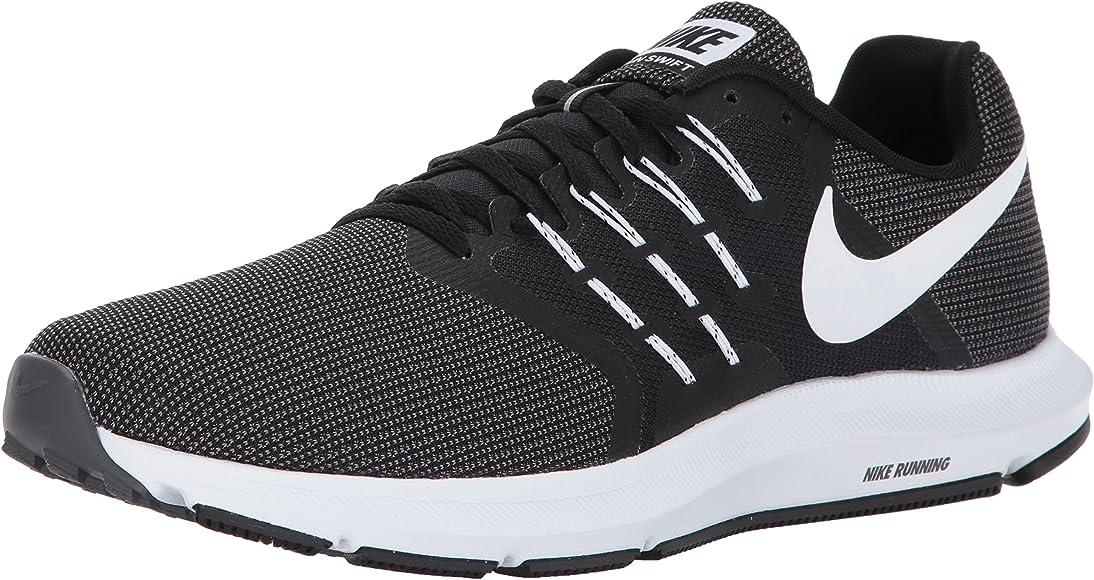 atesorar como una mercancía rara calidad real mejor precio Nike Run Swift, Zapatillas de Trail Running para Hombre, Negro ...