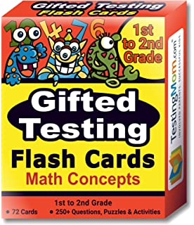 Amazoncom Gifted Learning Flash Cards Verbal Concepts And