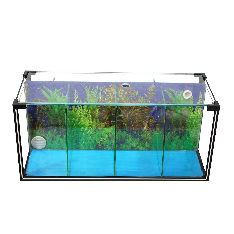 Aquarium Zucht-Becken Betta 24 L, Garnelen-Aquarium, Aufzucht-Aquarium, Kampffisch-Aquarium Atasuki