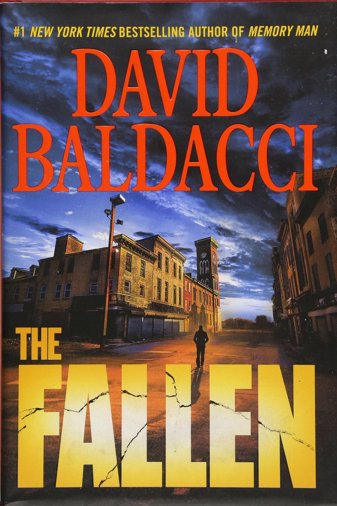 david baldacci books series