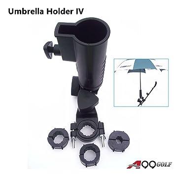 A99 Golf Universal soporte para paraguas IV para carro de golf o pesca ángulo ajustable