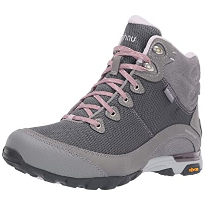Amazon.com | Ahnu Women's W Sugarpine II Waterproof Ripstop Hiking Boot, Wild Dove/Orchid Ice, 11 Medium US | Hiking Boots