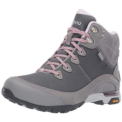 Amazon.com | Ahnu Women's W Sugarpine II Waterproof Ripstop Hiking Boot, Wild Dove/Orchid Ice, 8 Medium US | Outdoor
