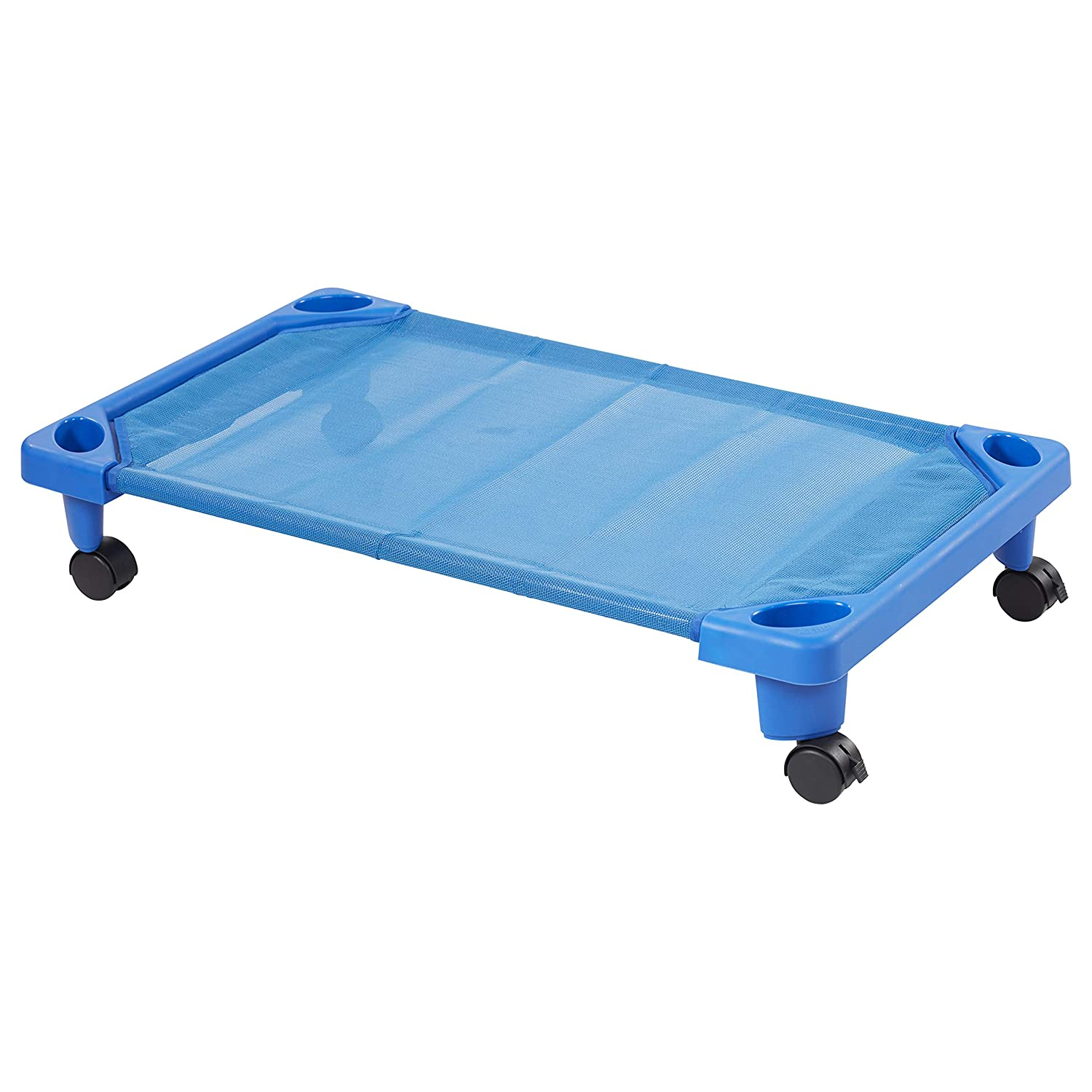 ECR4Kids Streamline Assembled Cot