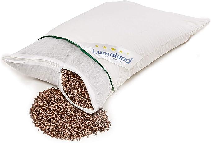 Lumaland Premium Spelt Pillow with