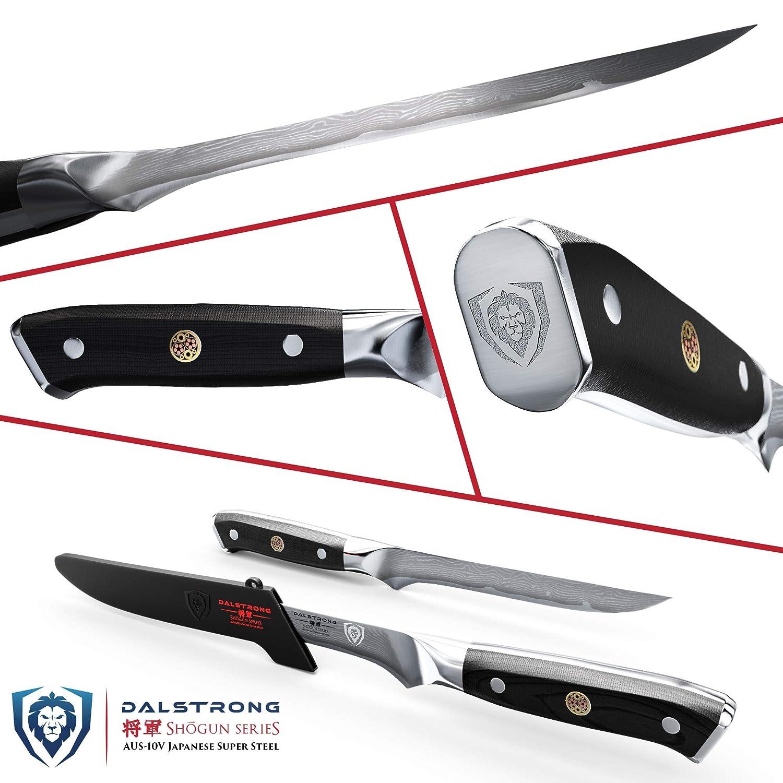 Compra Dalstrong Deshuesado cuchillo - Shogun serie - VG10-6 ...