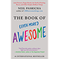 The Book of (Even More) Awesome (The Book of Awesome Series) (English Edition)