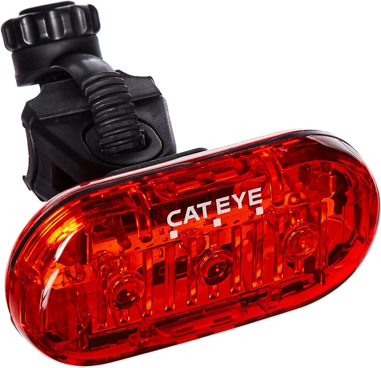Cateye Bicycle Cycle Bike Omni 3 Front /& Rear Light Set