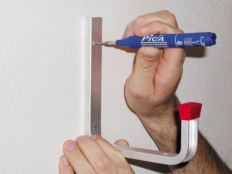 150//41 Pyca Tieflochmarker Pica Ink Blau