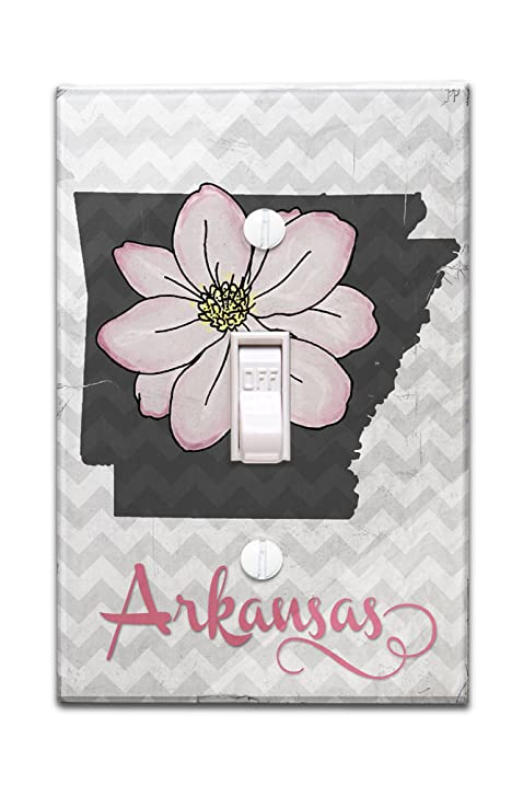 What is the state flower of arkansas