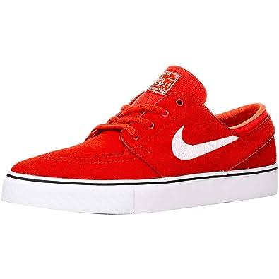 Nike SB 'Zoom Stefan Janoski' Max OrangeWhite Black