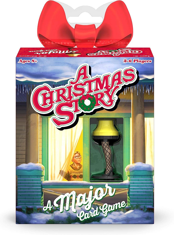 a christmas story game