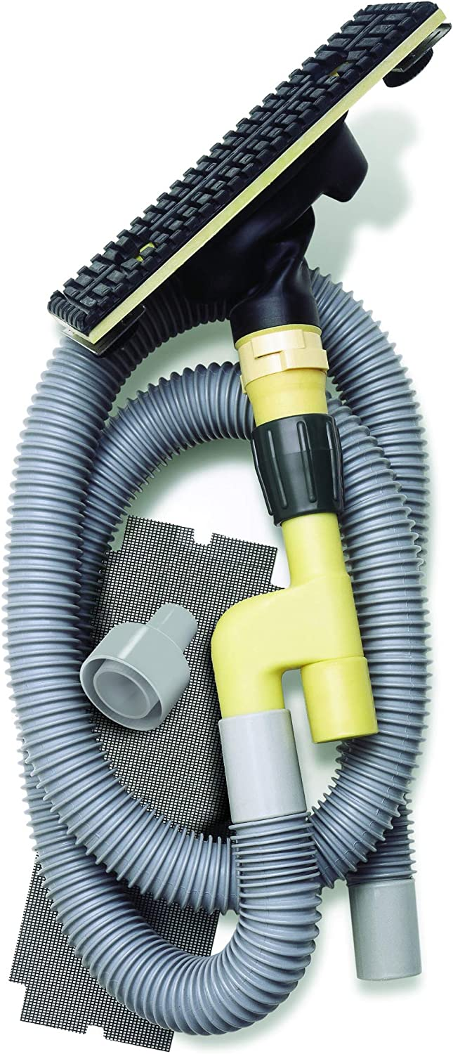 HYDE 09170 Dust Free Drywall Vacuum Sander Kit, Without Pole: Home Improvement