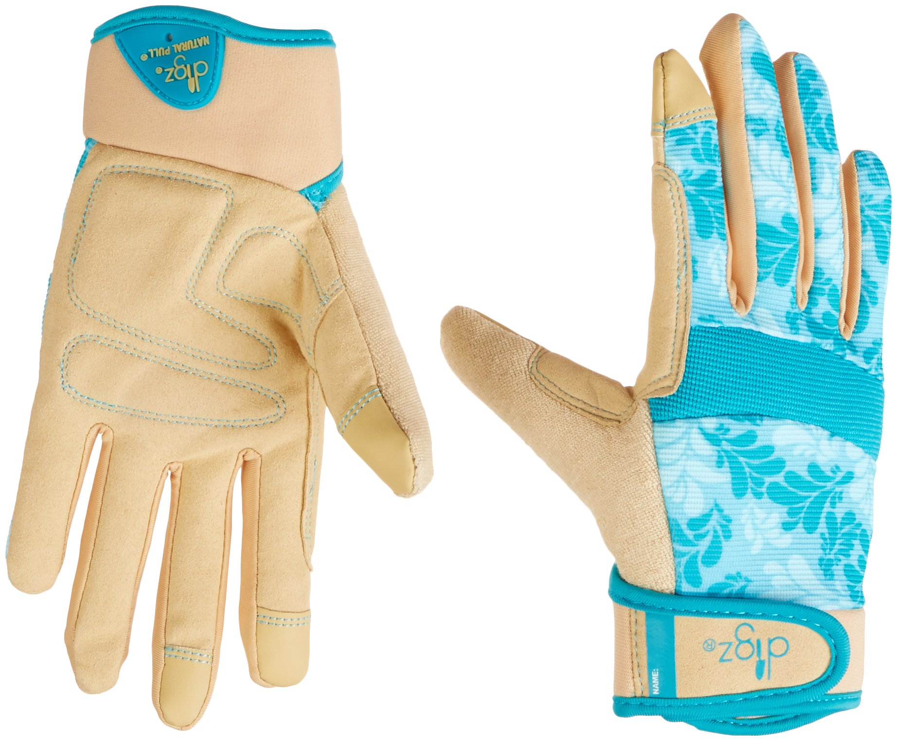 DIGZ Gardener High Performance Women's Gardening Gloves and Work Gloves with Touch Screen Compatible fingertips by DIGZ (Image #1)