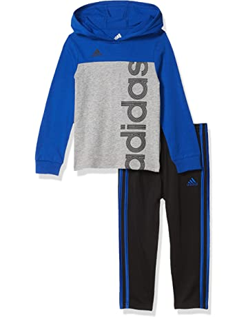 adidas essentials boys training hoodie 2yr-10yr