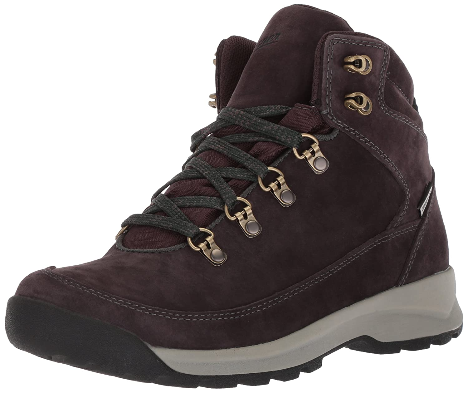 Danner Women's Adrika Hiker Hiking Boot B071JMKV6D 6.5 B(M) US|Plum