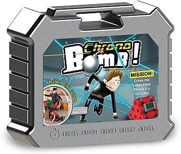 Chrono Bomb: Special Agent Edition: Amazon.es: Juguetes y juegos