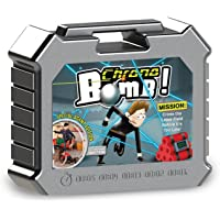 PlayMonster Chrono Bomb Special Agent Edition, 10.50x10.50x4.00inch (Multicolour)