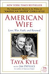 American Wife: A Memoir of Love, War, Faith, and Renewal Kindle Edition
