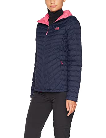 The North Face W Thermoball Hoodie Chaqueta, Mujer