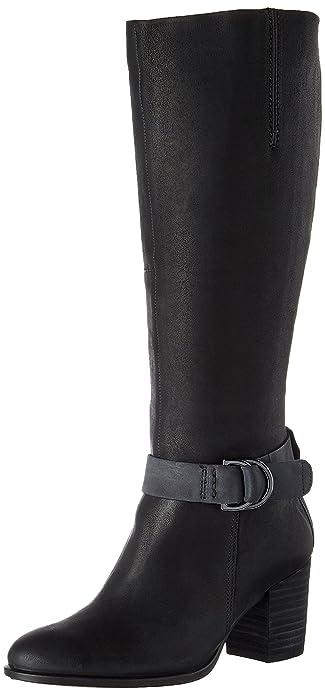 d9e5f8fd2d9 ECCO Women s Women s Shape 55 Tall Riding Boot Black