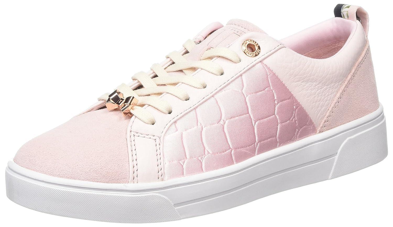 Ted Baker Kulei, Zapatillas para Mujer 41 EU|Rosa (Pink)
