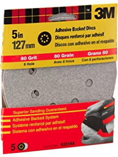 3M OA TM 348D 10 Inch Sanding Disc X Weight Cloth Backing PSA Pressure Sensitive Adhesive Aluminum Oxide 1, P120