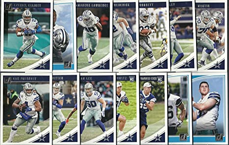 2016 2017 2018 Panini Donruss 38 Card Philadelphia Eagles