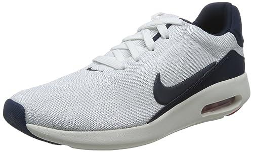 separation shoes 8d8c5 071b3 Nike Mens Air Max Modern Flyknit (Sail Obsidian-Pure Platinum, 11 D