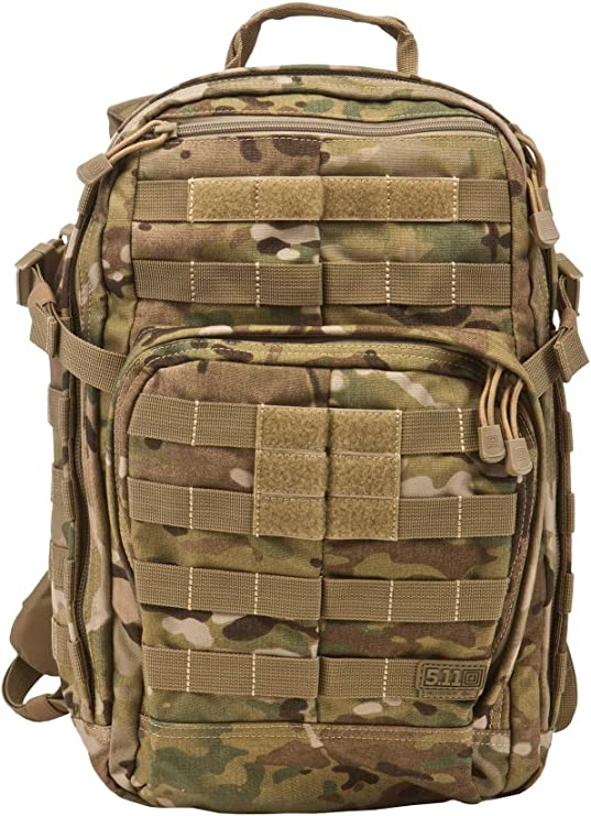 best hunting day pack: 5.11 Tactical Military Backpack RUSH12