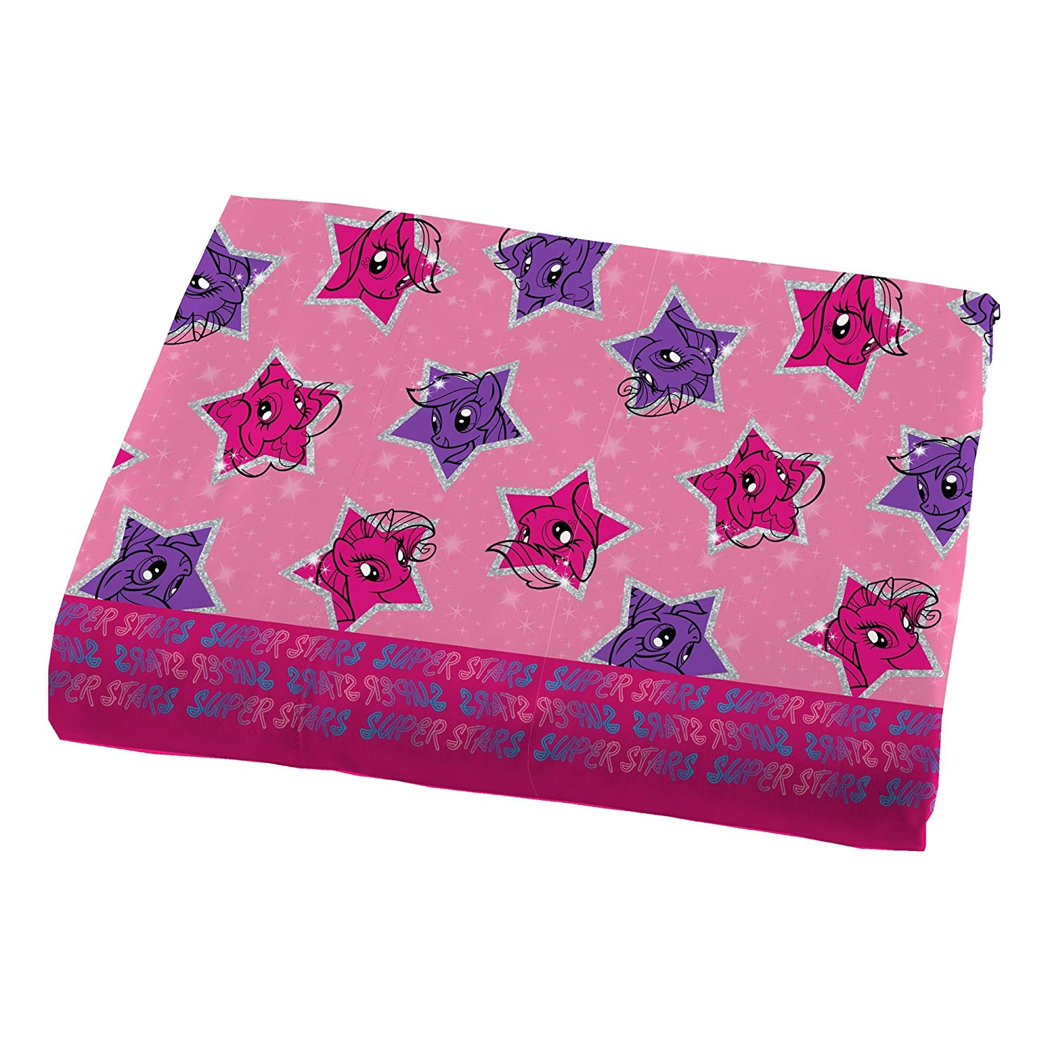 Hasbro My Little Pony The Stars are Out Sheet Set, Twin MA395C