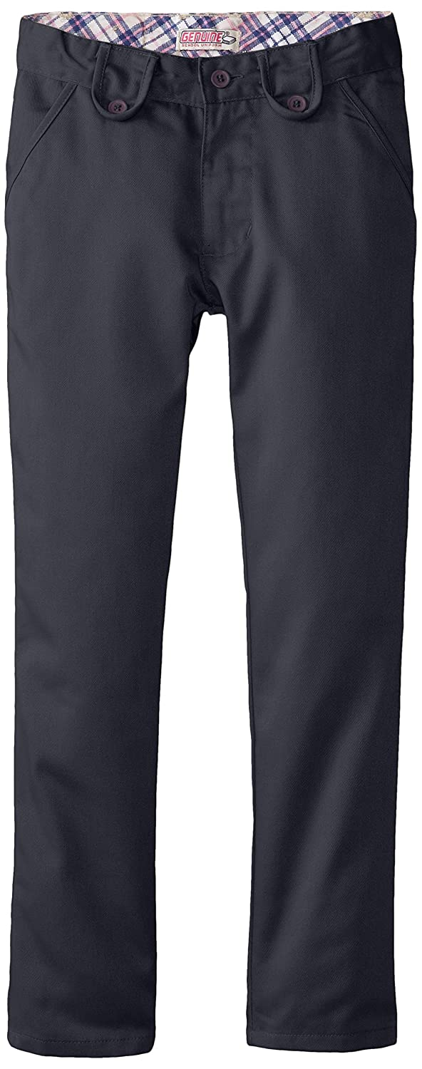 Genuine School Uniform Girls' Twill Pant (More Styles Available) E53606