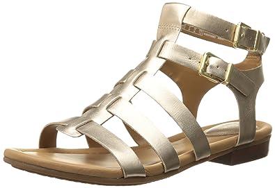 1d2da9e2074 Clarks Women s Viveca Myth Gladiator Sandal