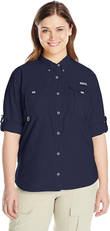 Columbia Womens Bahama Long Sleeve Shirt