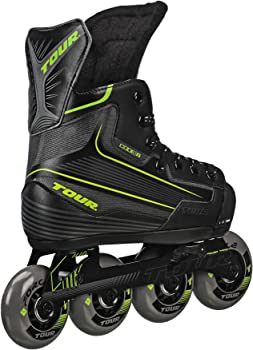 Tour Hockey Code 9 Rollerblades For Kids