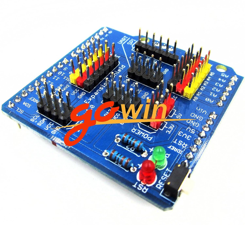 Leonardo IO extension board sensor expansion board For Arduino UNO Mega2560