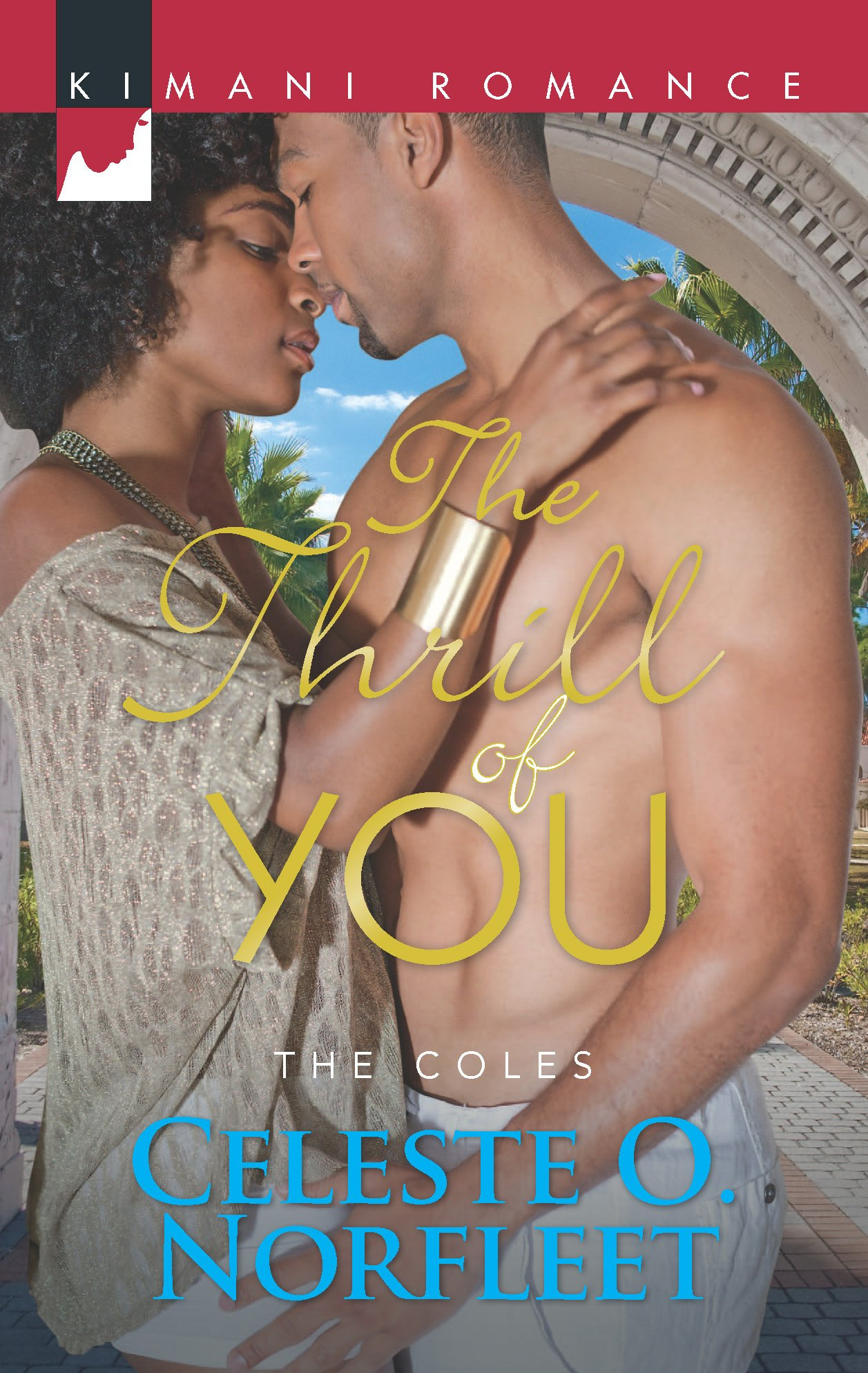 The Thrill of You (The Coles): Celeste O. Norfleet: 9780373863181:  Amazon.com: Books