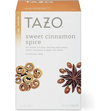 top best Tazo Sweet Spice