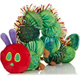 The World of Eric Carle, The Very Hungry Caterpillar 50th Birthday Plush and Print Set