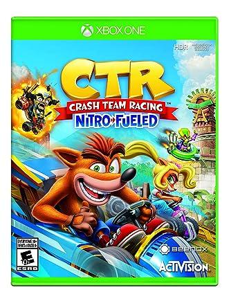 Crash Team Racing - Nitro Fueled Xbox One Bilingual: xbox_one