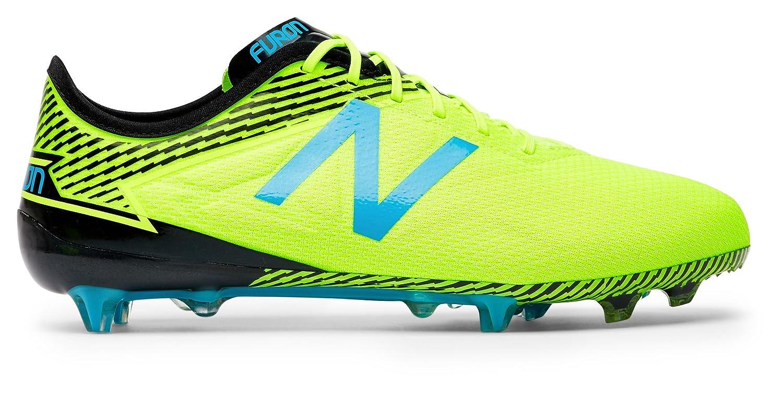 (ニューバランス) New Balance 靴シューズ メンズサッカー Furon 3.0 Pro FG Hi-Lite with Maldives Blue and Black ハイライト ブルー ブラック US 9 (27cm) B079KPB36F